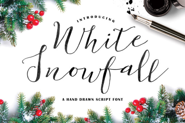 white-snowfall-display-page