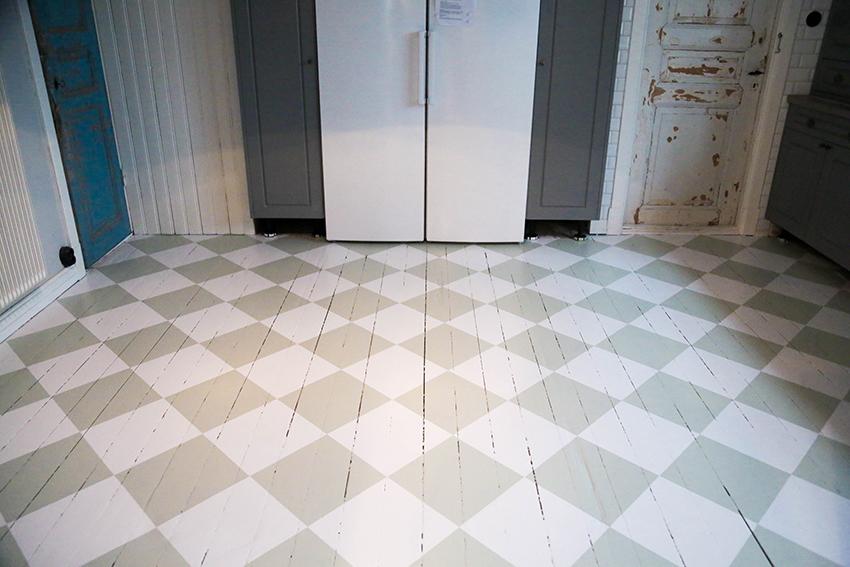 Att ha ett rutigt golv! – Att vara någons fru 8a57a14a4c4de