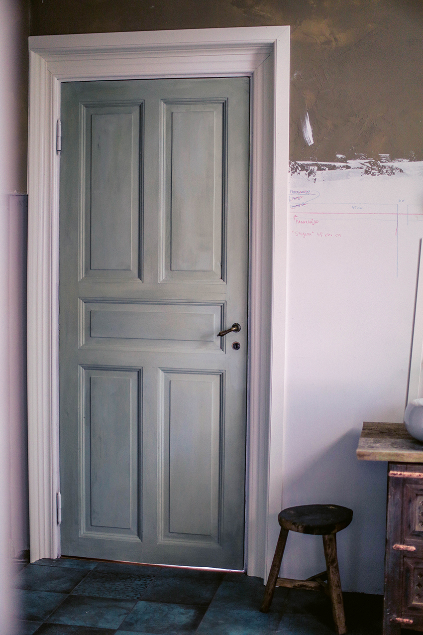 Måla Om Dörr