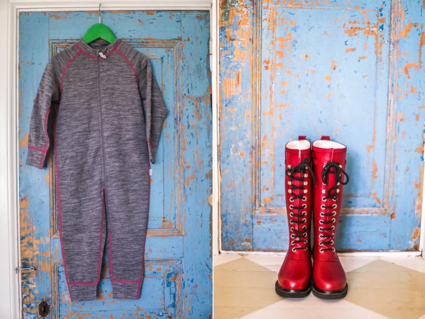 ebf32763a90 Och ja, så kan det ha varit utförsäljning på en del Ilse så jag blev visst  med ett par jag också; röda och vackra. Och just det! Ett underställ i ull  till ...