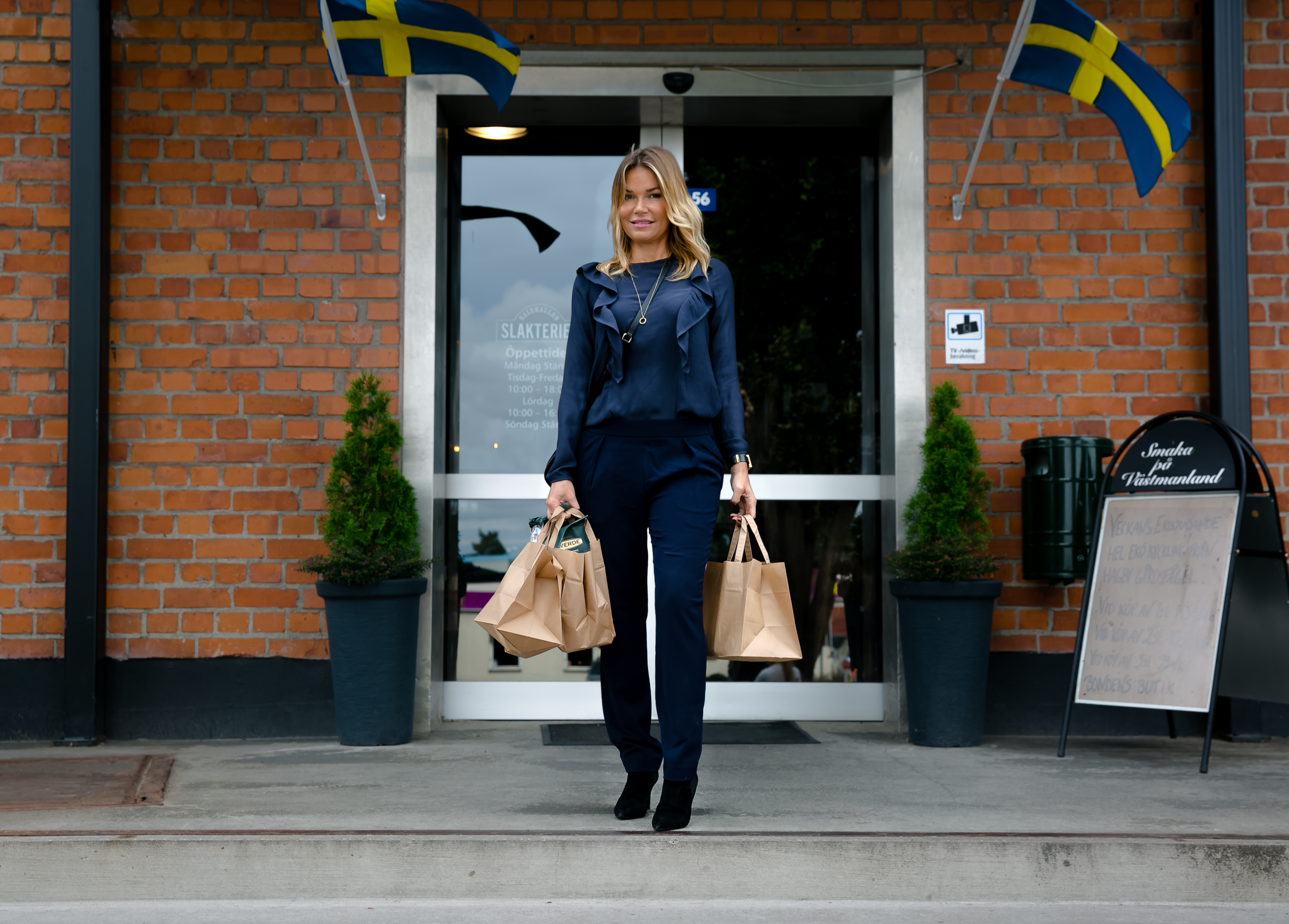FREDAGSGOTTET & NY OUTFIT