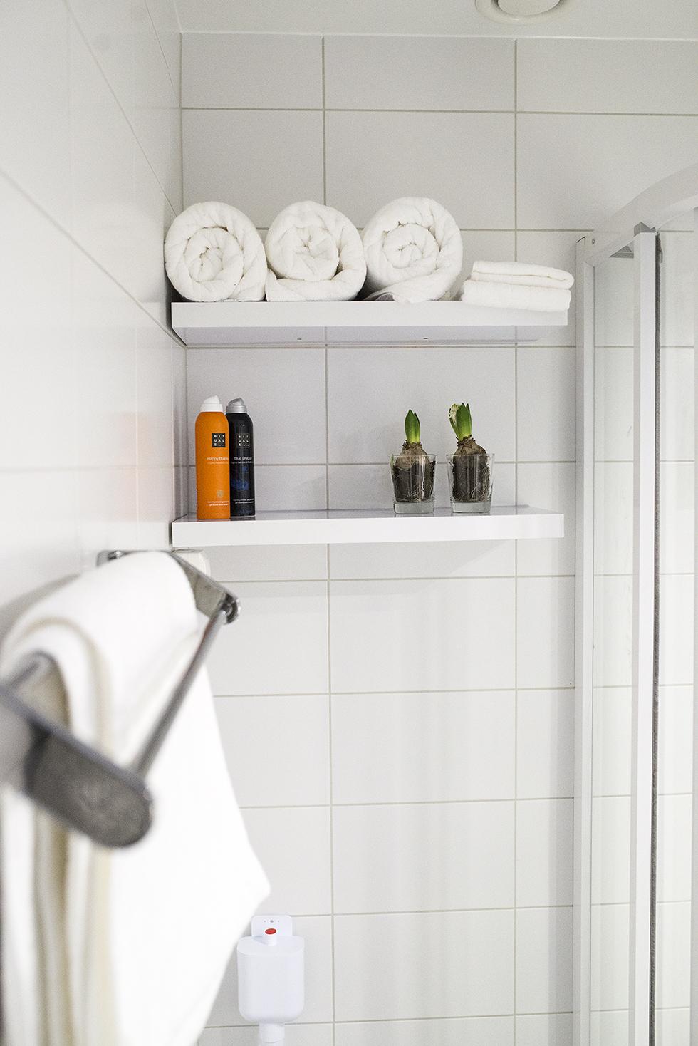 Badrum nytt badrum : Att ha ett nytt badrum. – Annas