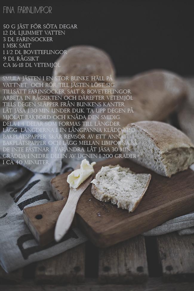 fina farinlimpor recept